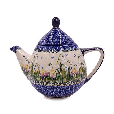 Snowdrops Atena Teapot