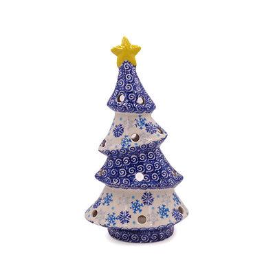 Snowflake Crooked Christmas Tree