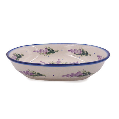 Claire Oval Serving Bowl