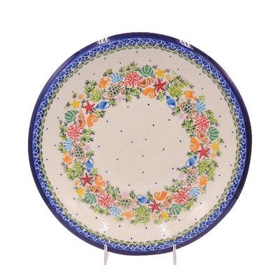 Seashore Dinner Plate