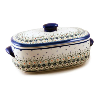 Daisy Jane Covered Casserole - Med