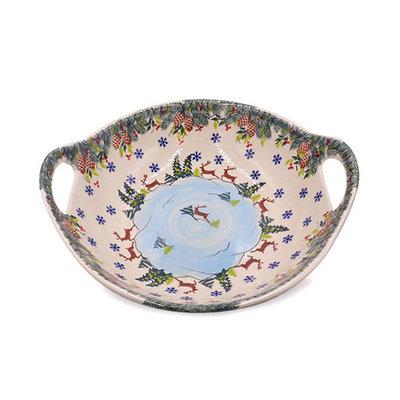 Reindeer Zosia Bowl - Sm