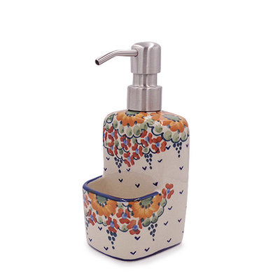 Avery Soap Pump w/ Holder