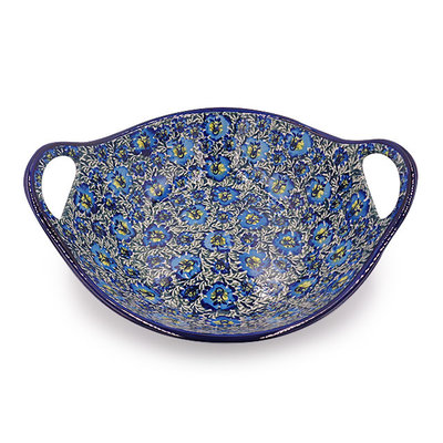Blue Lagoon Large Zosia Bowl