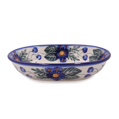 Infinity Oval Serving Bowl