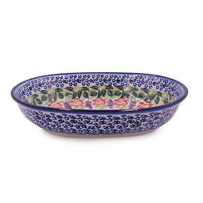 Olivia Oval Serving Bowl