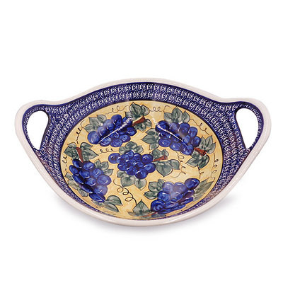 Vineyard Large Zosia Bowl
