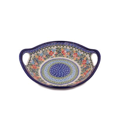 Small Ruffled Rouse Zosia Bowl
