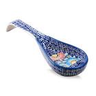 Gypsy Jazz Spoon Rest w/ Handle