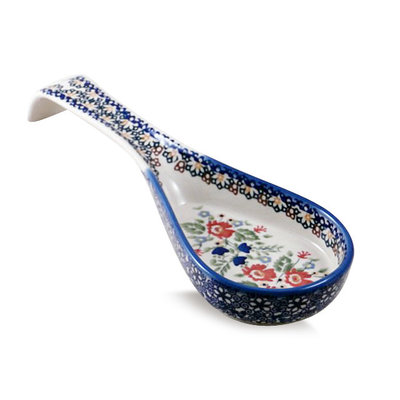 Lidia Spoon Rest w/ Handle