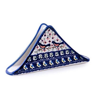 Robin Triangular Napkin Holder