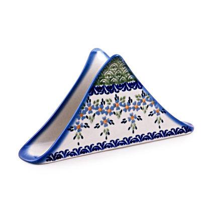 Wisteria Triangular Napkin Holder
