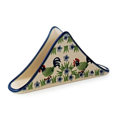 Rise & Shine Triangular Napkin Holder