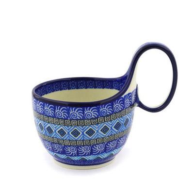 Aztec Sky Loop Handled Soup Cup