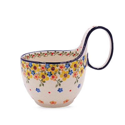 Buttercup Loop Handled Soup Cup