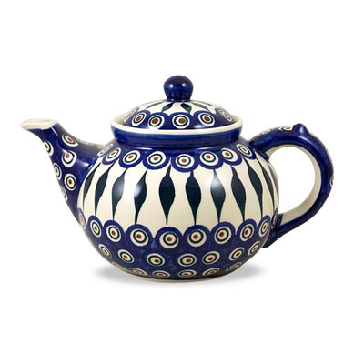 Peacock Teapot 1.5 Liter