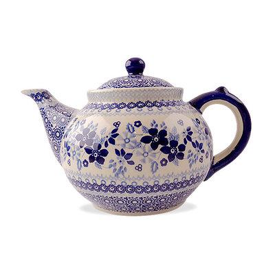 Indigo Garden Teapot 1.5 Liter