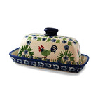 Rise & Shine Butter Dish