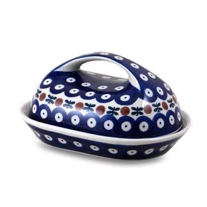 Mosquito Butter Dish w/ Handle
