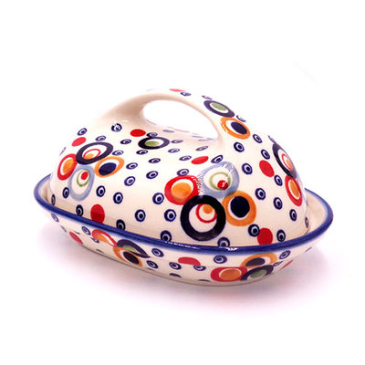 Ohhh! Butter Dish w/ Handle