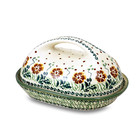 Tuscany Butter Dish w/ Handle