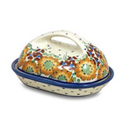 Avery Butter Dish w/ Handle