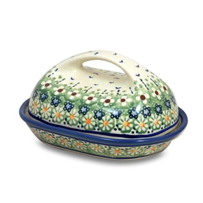 Daisy Jane Butter Dish w/ Handle
