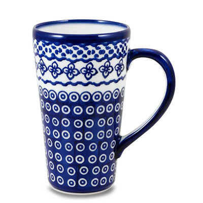Diamond Lattice Tall John Mug