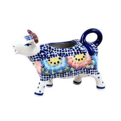 Gypsy Jazz Cow Creamer