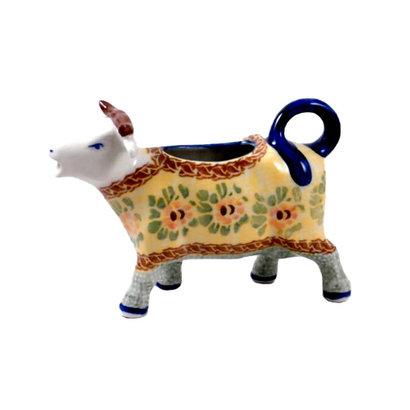 Rose Marie Cow Creamer