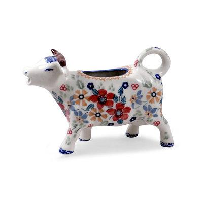 Posies Cow Creamer