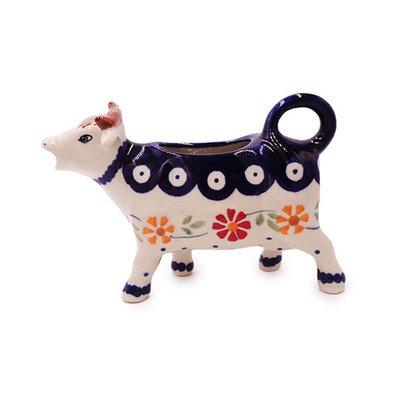Pinwheels Cow Creamer
