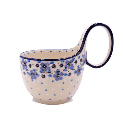 Early Frost Loop Handled Soup Cup