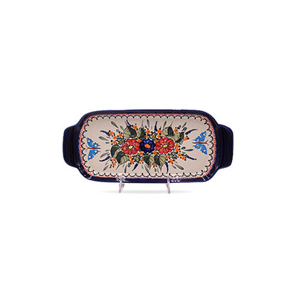 Butterfly Kisses Rectangular Tray - Sm