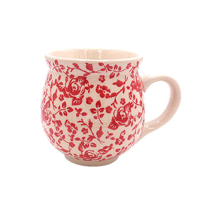Roses are Red Bubble Mug - Lrg