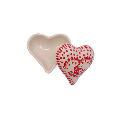 My Valentine Heart Box
