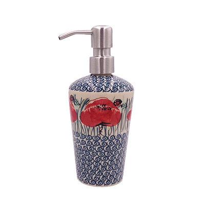 Lady Bug Soap Pump