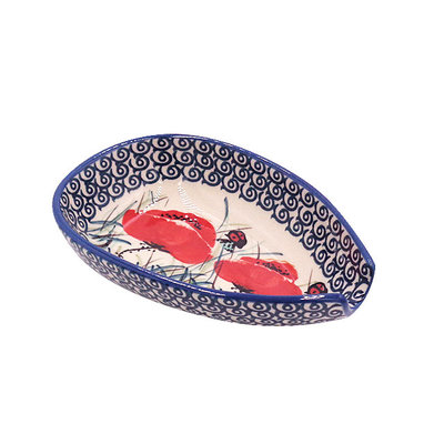 Lady Bug Spoon Rest
