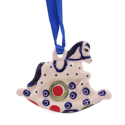 Ohhh! Horse Ornament
