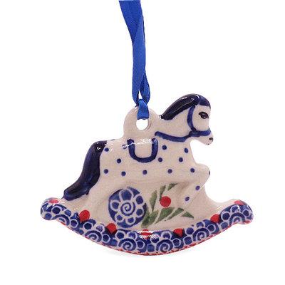Rennie Horse Ornament