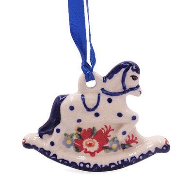 Lidia Horse Ornament