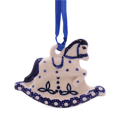 Mayzie Horse Ornament
