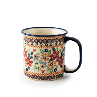 Posies Straight Mug - Reserved