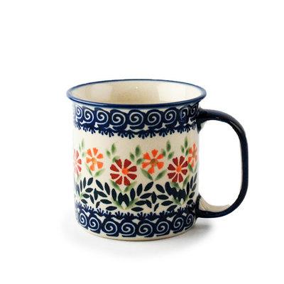 Marigolds Straight Mug - Reserved