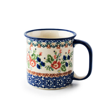 Lidia Straight Mug - Reserved