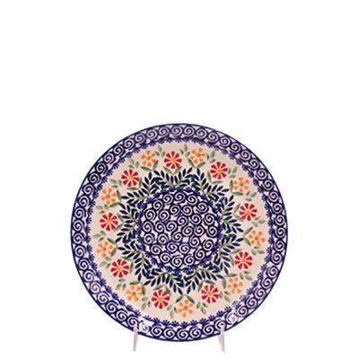 Marigolds Salad Plate 22 - Reserved