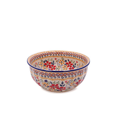 Posies F18 Fluted Chili Bowl
