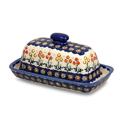 Mums Butter Dish - Reserved