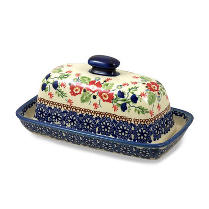 Lidia Butter Dish - Reserved