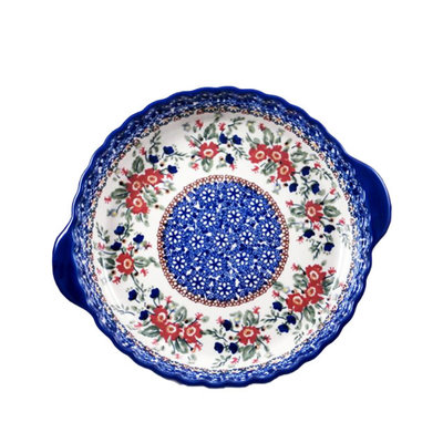 Lidia Pie Plate - Reserved